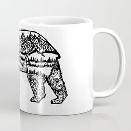 Bear Necessities Coffee Mug