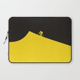 Yellow Jersey I Tour de France Laptop Sleeve