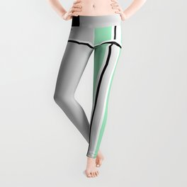 Element Emerald Green Leggings