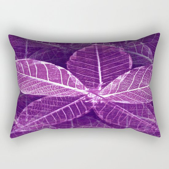 Foliage Rectangular Pillow