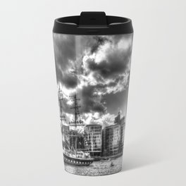Stavros N Niarchos Ship  London Travel Mug