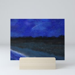 First Frost - In the Midst of Night Mini Art Print