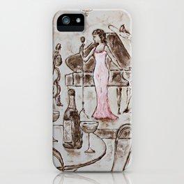 cabare iPhone Case