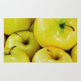 Yellow Apples Rug