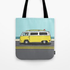 Surf Series | The Search Tote Bag