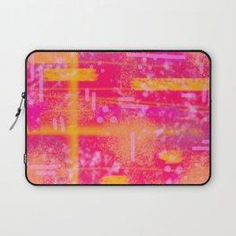 Abstract - Sunset- Laura Wayne Design Laptop Sleeve