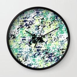 Abstract pattern 152 Wall Clock
