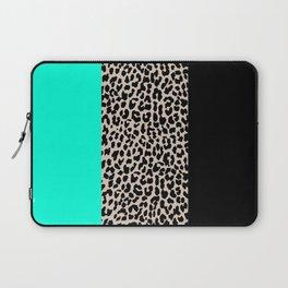 Leopard National Flag VII Laptop Sleeve