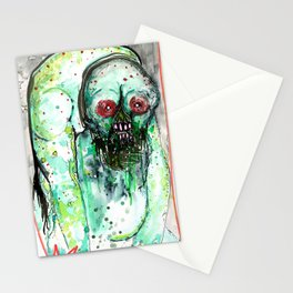 The Dangerous Mongrel Stationery Cards