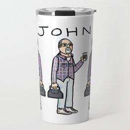 SPECIAL JOHN AR Travel Mug