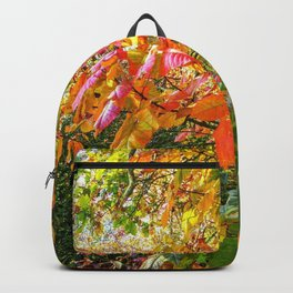 A Sunny Fall Afternoon Backpack