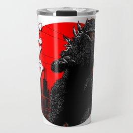 Gojira Kanji Travel Mug
