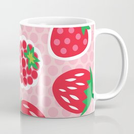 Berry Delicious (Pink) Coffee Mug