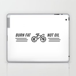 The Cyclist Mantra Laptop & iPad Skin