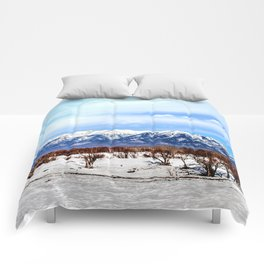 Sayan Mountains Comforters