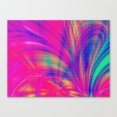 Splash. Canvas Print