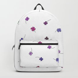 Colorful Clovers Backpack