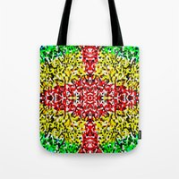cross Tote Bags featuring Cross by Bruce Stanfield
