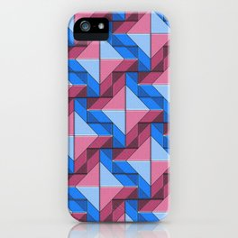Geometrix XXIX iPhone Case