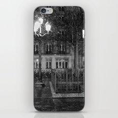 Paris road iPhone & iPod Skin