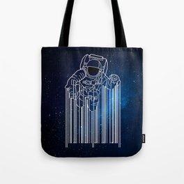 Astrocode Universe Tote Bag