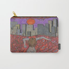 Sin Beneath the City Carry-All Pouch