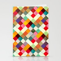 home Stationery Cards featuring Pass this On by Danny Ivan