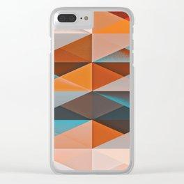 argy Clear iPhone Case