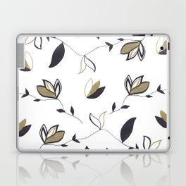 Tree Of Life - Floral & Foliage Pattern #1 #drawing #decor #art #society6 Laptop & iPad Skin