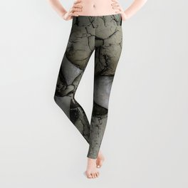 Peeling Paint Leggings