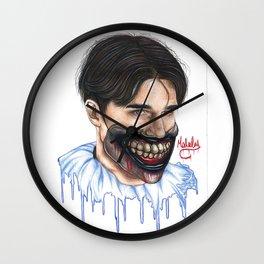 Dandy Mott  Wall Clock