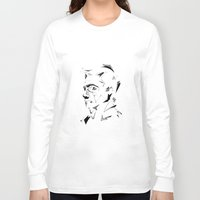 dc Long Sleeve T-shirts featuring DC by CHAN CHAK MAN, CK