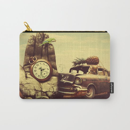 Vintage dreams Carry-All Pouch