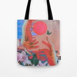Strange Times Tote Bag