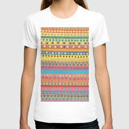 Multi Dots & Stripes T-shirt