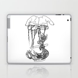 Hands of Life Laptop & iPad Skin