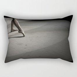 Dancing on Concrete Rectangular Pillow