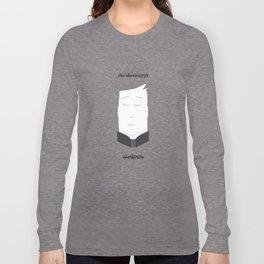 No electricity? Meditate! Long Sleeve T-shirt