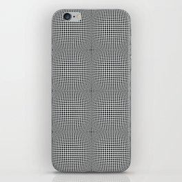 op art - dot bulge iPhone Skin