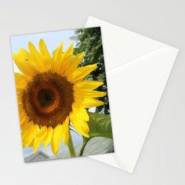 une seule fleur Stationery Cards