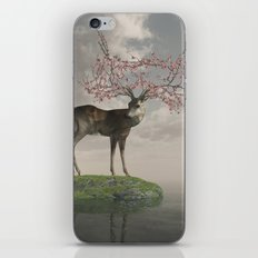 The Guardian of Spring iPhone & iPod Skin