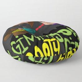GIMMY DAT BOOTY GIRL! Floor Pillow