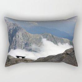 Mountain Mist Rectangular Pillow