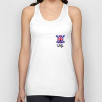 uk Tank Tops featuring SMLE UK by SMLE™