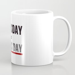Grey's Day Coffee Mug