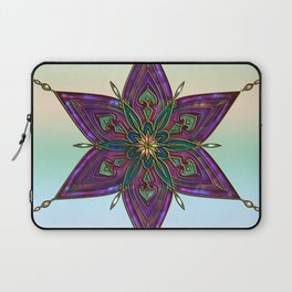 Crest of Kali Laptop Sleeve