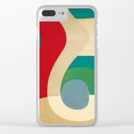 Nanã Clear iPhone Case