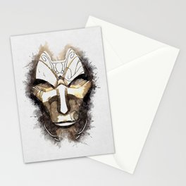 A Tribute to JHIN the Virtuoso Stationery Cards