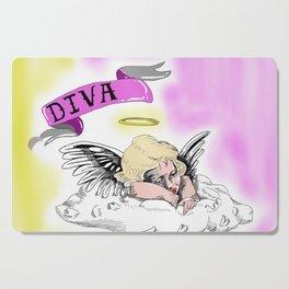 Diva Babe Cutting Board