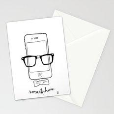 Smartphone Stationery Cards